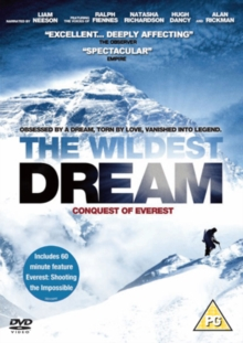The Wildest Dream - Conquest of Everest, DVD