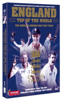 England: Top of the World, DVD
