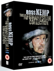 Ross Kemp: The Afghanistan Collection, DVD  DVD