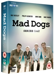 Mad Dogs: Series 1 and 2, DVD