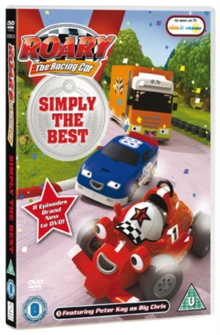 Roary the Racing Car: Simply the Best, DVD
