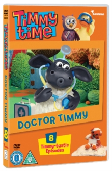 Timmy Time: Doctor Timmy, DVD