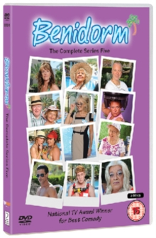 Benidorm: The Complete Series 5, DVD DVD