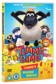 Timmy Time: Timmy's Seaside Rescue, DVD