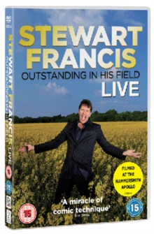Stewart Francis: Outstanding in His Field - Live, DVD  DVD