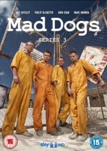 Mad Dogs: Series 3, DVD