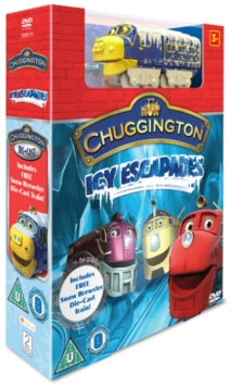Chuggington: Icy Escapades, DVD