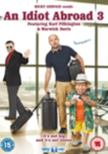 An  Idiot Abroad: Series 3, DVD