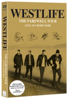 Westlife: The Farewell Concert - Live from Croke Park, DVD