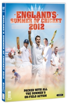 England's Summer of Cricket 2012, DVD