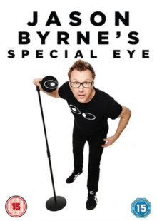 Jason Byrne: Special Eye, DVD  DVD