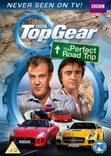 Top Gear: The Perfect Road Trip, DVD