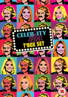 Celebrity Juice: 1-3 T'box Set, DVD