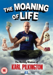 The Moaning of Life, DVD