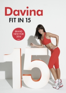 Davina: Fit in 15, DVD