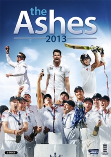 The Ashes: 2013, DVD