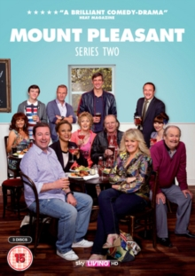 Mount Pleasant: Series 2, DVD  DVD