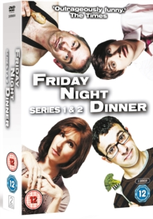 Friday Night Dinner: Series 1 and 2, DVD  DVD