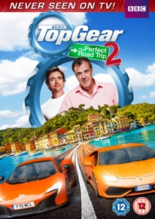 Top Gear: The Perfect Road Trip 2, DVD