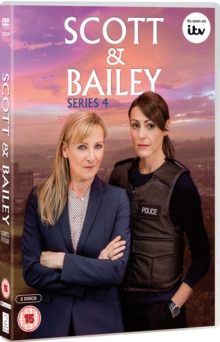 Scott and Bailey: Series 4, DVD