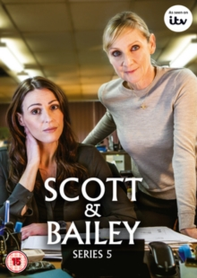 Scott and Bailey: Series 5, DVD