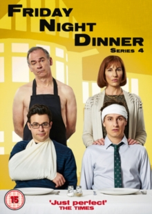 Friday Night Dinner: Series 4, DVD