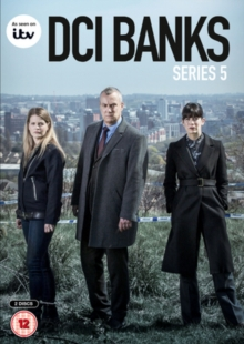 DCI Banks: Series 5, DVD