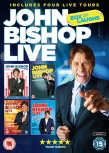 John Bishop: Live - Box of Laughs, DVD
