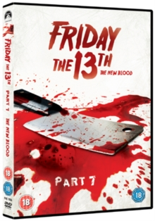 Friday the 13th: Part 7, DVD