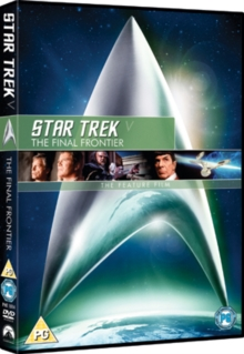 Star Trek 5 - The Final Frontier, DVD  DVD