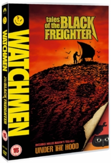 Tales of the Black Freighter, DVD