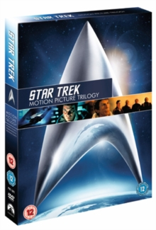 Star Trek Trilogy, DVD