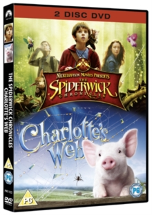 The Spiderwick Chronicles/Charlotte's Web, DVD DVD