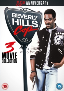 Beverly Hills Cop: Triple Feature, DVD