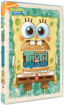 SpongeBob Squarepants: Truth Or Square, DVD