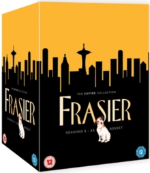 Frasier: The Complete Seasons 1-11, DVD