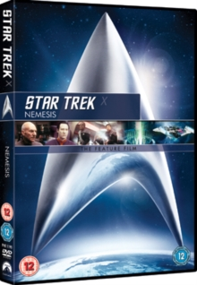 Star Trek: Nemesis, DVD  DVD