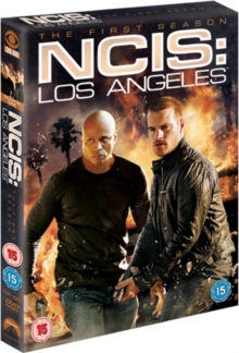 NCIS Los Angeles: The First Season, DVD  DVD