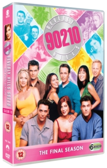Beverly Hills 90210: The Tenth Season, DVD