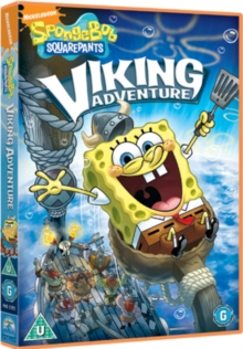 SpongeBob Squarepants: Viking-sized Adventures, DVD
