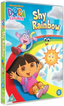 Dora the Explorer: Shy Rainbow, DVD