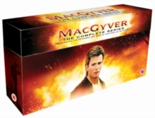 MacGyver: The Complete Series - Seasons 1-7, DVD