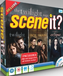 Scene It? Twilight Saga DVD Game, DVD