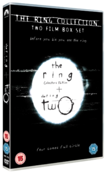The Ring/The Ring 2, DVD