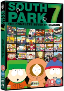 South Park: Series 7, DVD  DVD