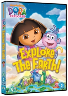 Dora the Explorer: Explore the Earth, DVD