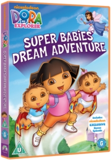 Dora the Explorer: Super Babies' Dream Adventure, DVD