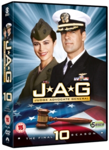 JAG: The Complete Tenth Season, DVD