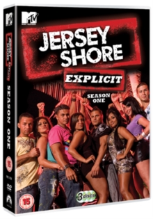 Jersey Shore: Season One, DVD