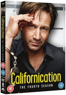 Californication: Season 4, DVD